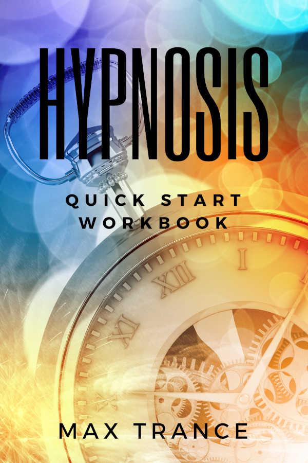 Hypnosis Quick Start Workbook cover