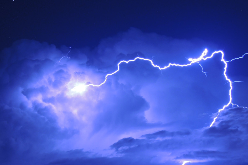 How to Stop Lucid Dreaming lightning storm
