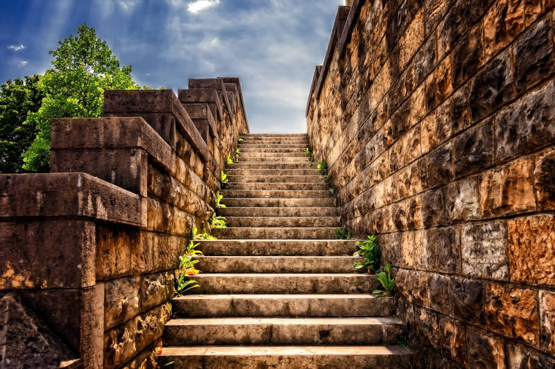 Is hypnosis permanent stone stairs